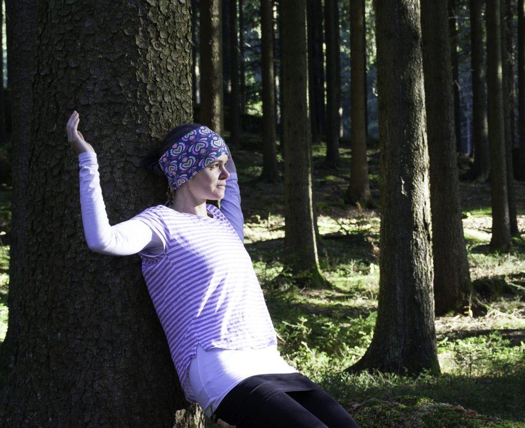 Wald Inhalieren